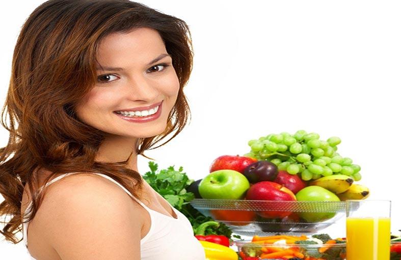تناول الخضروات والفواكه يمنع الانسداد الرؤى المزمن بنسبة 40 %