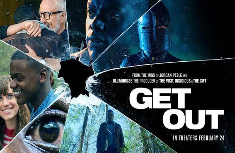 Get Out... يناقش مسألة العرق في امريكا