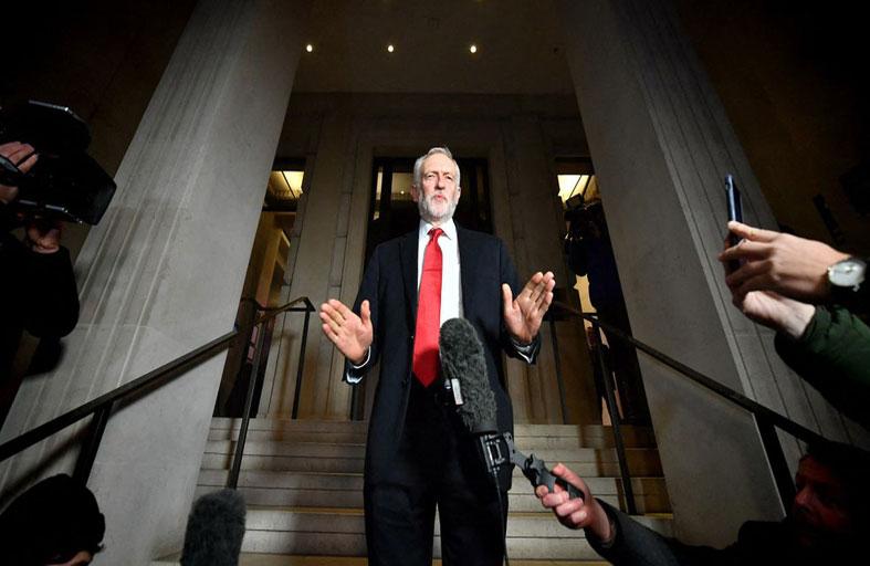 المملكة المتحدة: المزايدة الكبرى لحزب العمل...!