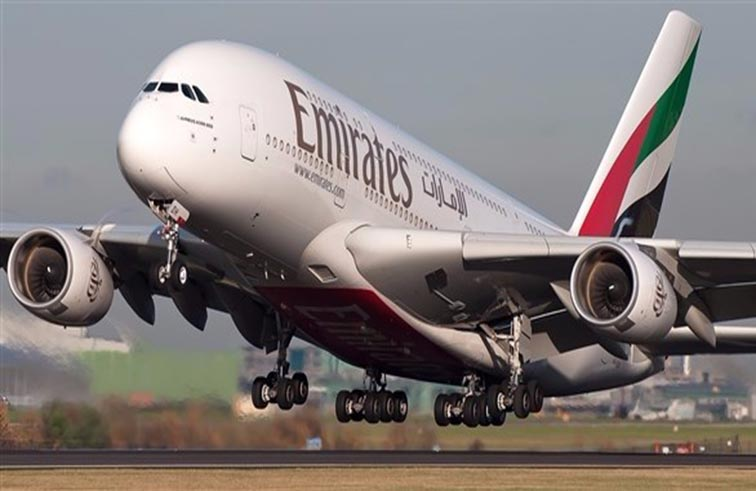 طيران الإمارات: سوء الأحوال الجوية تسبب في إلغاء وتأخير عدد من الرحلات