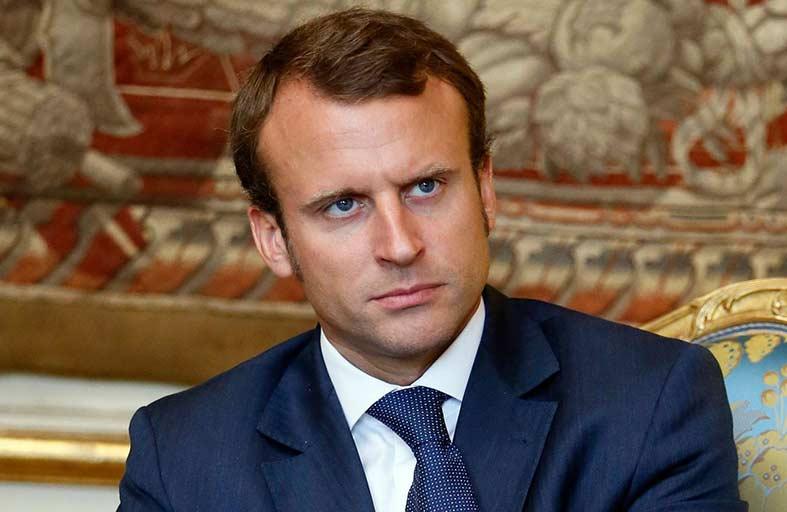 62 % من الفرنسيين راضون عن رئيسهم الجديد