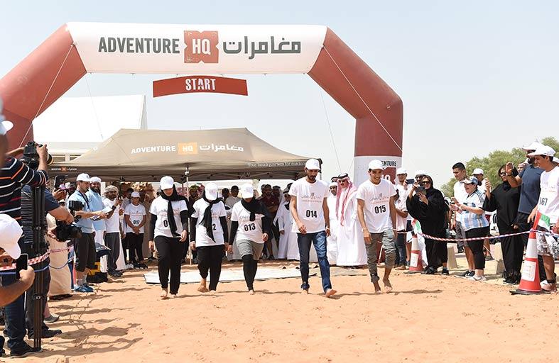 نجاح كبير لبطولة دبي الدولية لتحدي الرمضي