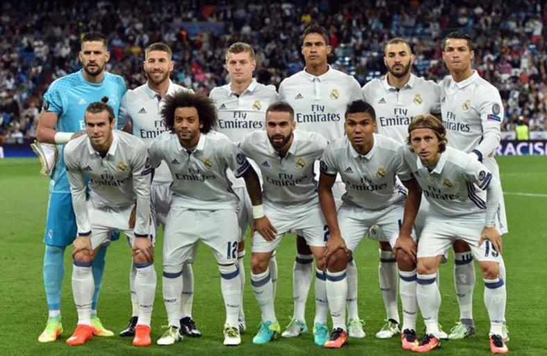 ريال مدريد يستهل دوري الأبطال باختبار سهل