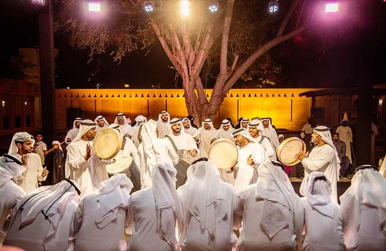 احتفالية تفاعلية بيوم التراث العالمي في متحف قصر العين