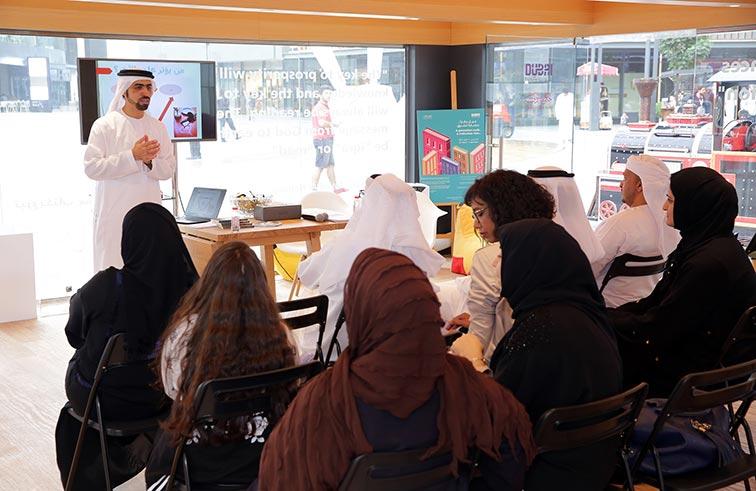 دبي للثقافة تختتم بنجاح فعاليات النسخة الثانية من مبادرة صندوق القراءة
