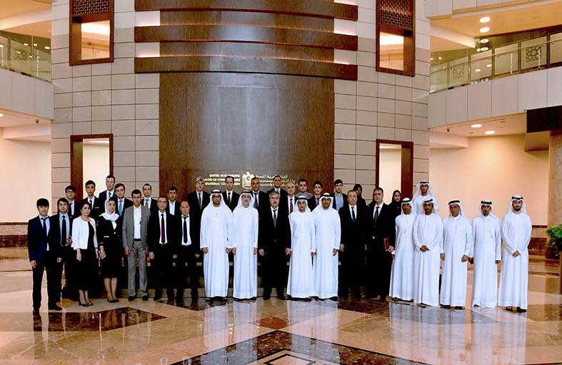 أبوظبي تستضيف أعمال اللجنة المشتركة بين الإمارات وطاجيكستان