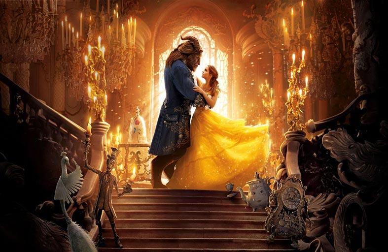 Beauty and the Beast... قصة كلاسيكية  خالدة تحتفل بالحب وبالقيم التي تميّز البشر