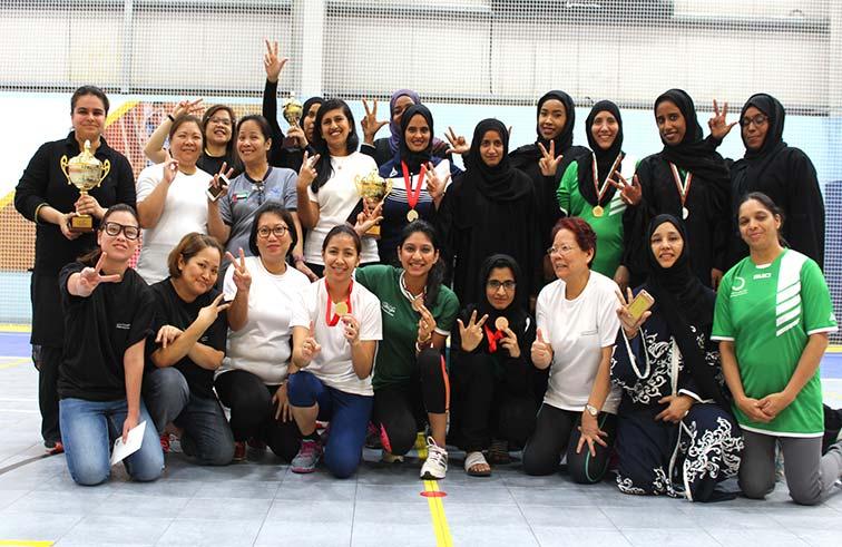 فعاليات متنوعة في دبي بمناسبة اليوم العالمي للنشاط البدني