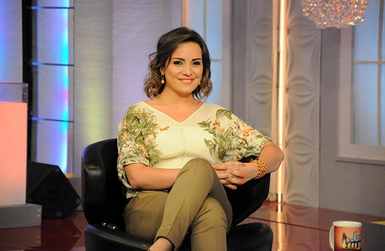 ريهام عبدالغفور تكشفت شخصيتها في (سوق الجمعة)