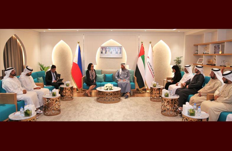 بتوجيهات محمد بن زايد .. الإمارات تقدم مساعدات عاجلة للمتأثرين من بركان تال في الفلبين
