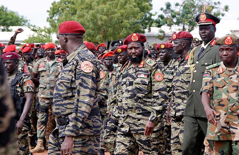 قوات حكومية تقتل 114 مدنياً في جنوب السودان
