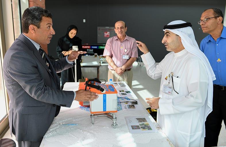 كلية العلوم بجامعة الإمارات تطلق مبادرة «خير العلوم في سلامة المياه»