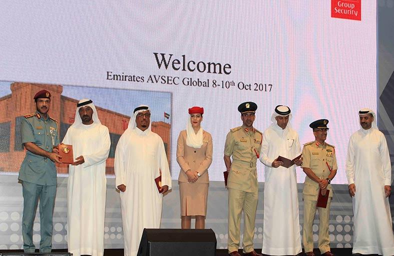 احمد بن سعيد يفتتح ندوة أمن الطيران المدني 2017