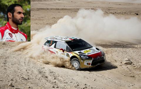 رئيس فريق أبوظبي للسباقات واثق من قدرة الفريق على تحديد التجهيز الأمثل لسيارة أبوظبي ستروين الإقليمية للراليات