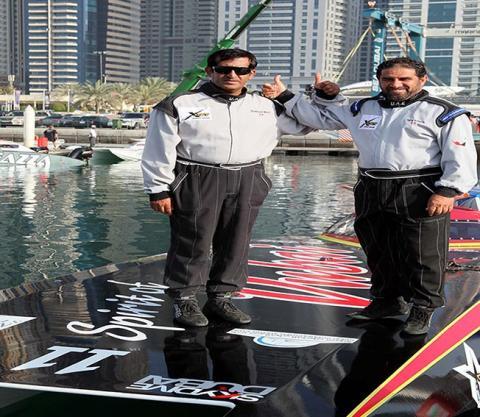 روح دبي 11 في حلة جديدة .. المـري: شكــرنا لمؤســسـة الفيكتـوري راعـي الفريـق