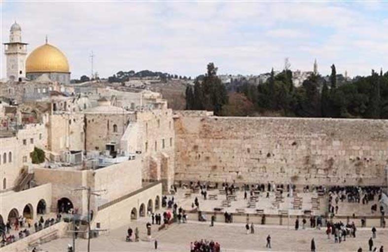 ملف القدس يطغى على زيارة ترامب لإسرائيل