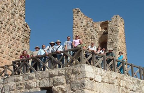 قلعة عجلون نموذج للعمارة العسكرية الإسلامية