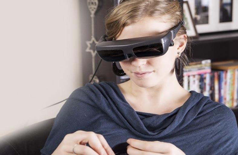 خبيرة: سينما الواقع الافتراضي واعدة