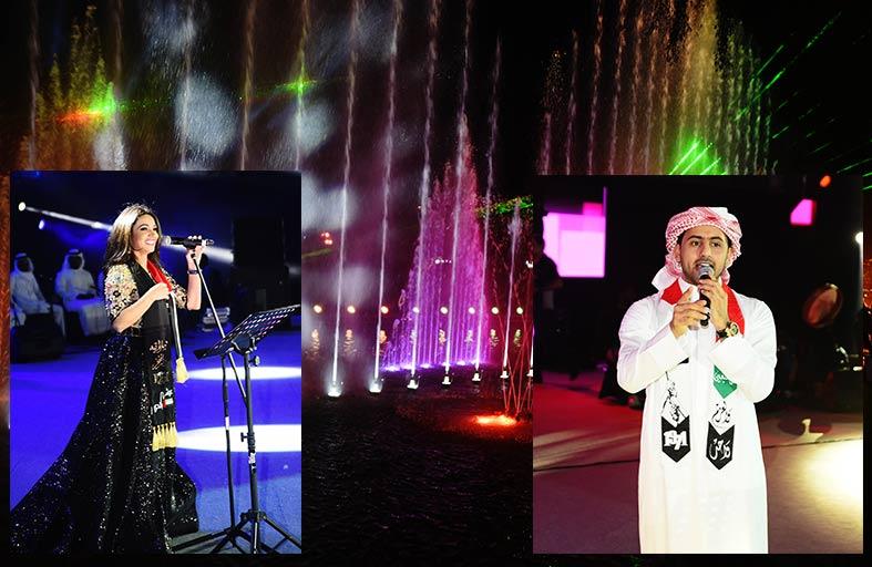 بلدية مدينة العين تختتم الاحتفال باليوم الوطني 46 بحضور 76 ألف زائر