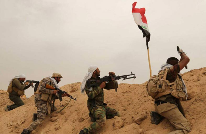 سوريا على خطى العراق مع قرب انتهاء الحرب على داعش