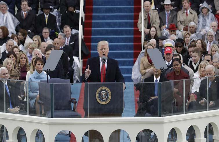 دونالد ترامب: مائة يوم من المتاهة والسلطة...!