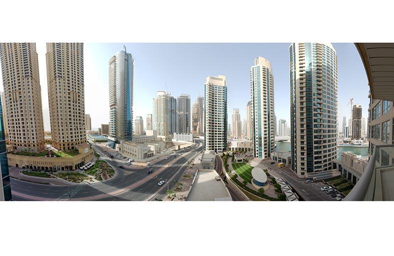 662 مليون درهم قيمة تصرفات العقارات في دبي امس