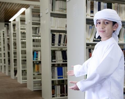أكثر من 130 ألف زائر لقطاع المكتبة الوطنية في هيئة أبوظبي للسياحة والثقافة خلال عام 2012
