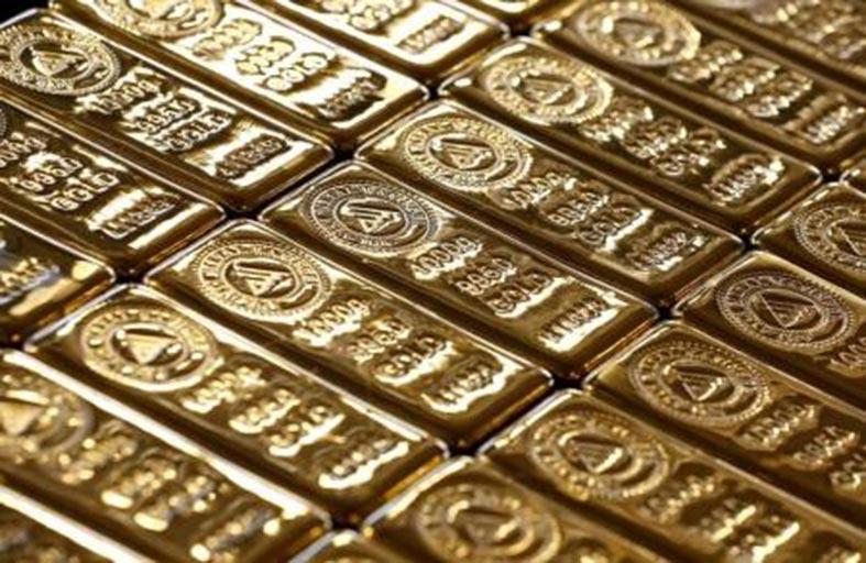 الذهب ينزل لأدنى مستوى في 3 أسابيع