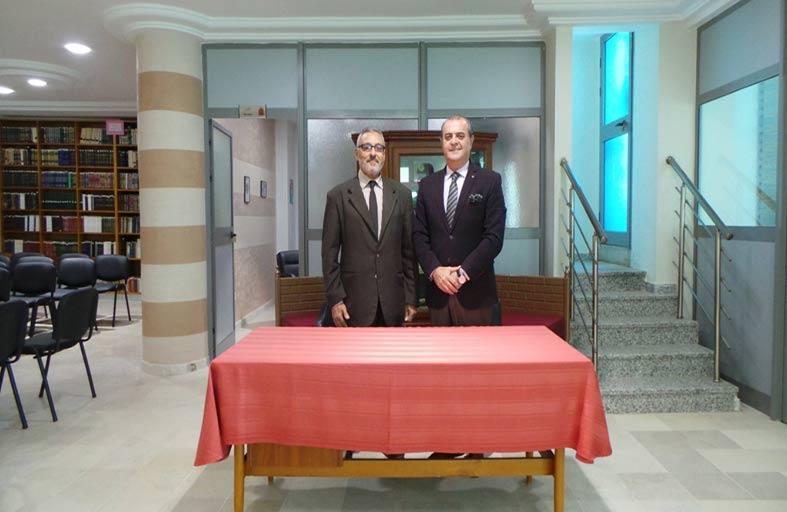 مركز جمعة الماجد يبحث أوجه التعاون الثقافي مع تونس