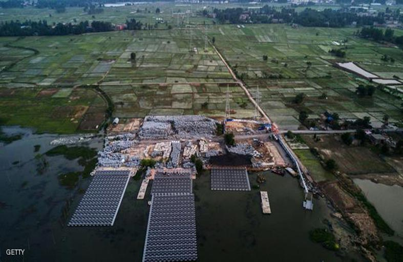 مشروع قانون في الصين بفرض غرامة على ملوثي التربة
