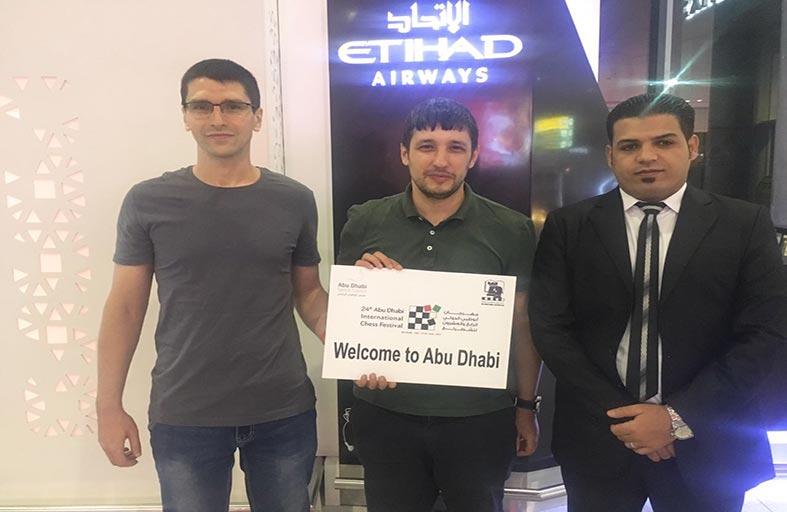 انطلاق فعاليات مهرجان أبو ظبي الدولي للشطرنج الـ 24 لعام 2017