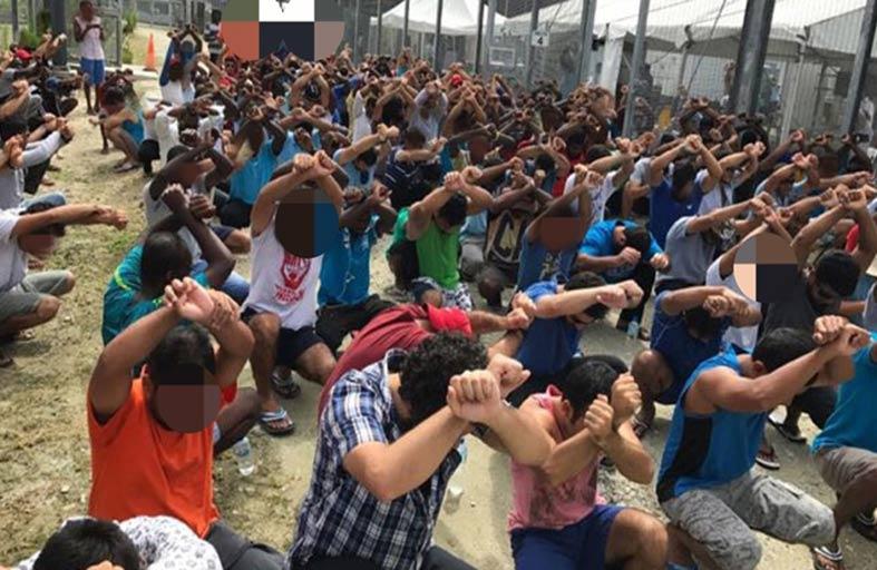 معاملة «صادمة» للأحداث المحتجزين في أستراليا