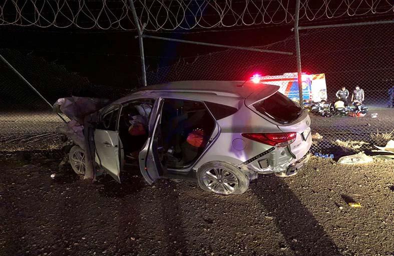 وفاة مواطن في تدهور سيارة برأس الخيمة