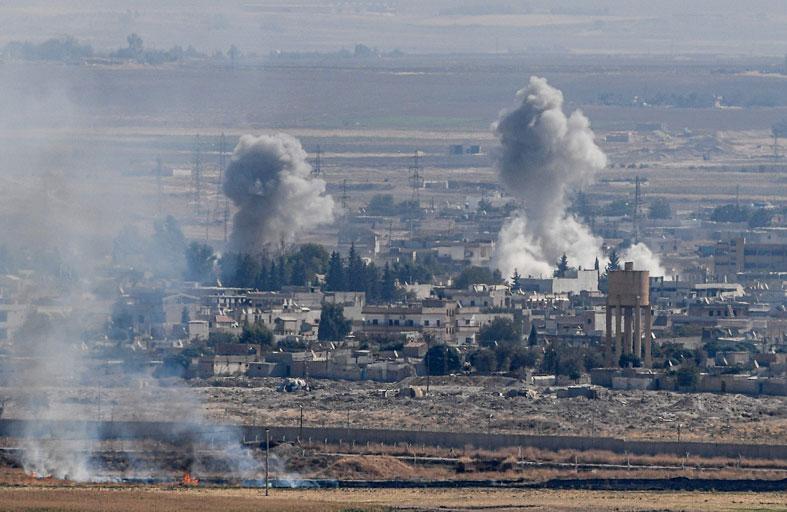 واشنطن خارج سوريا ...دينامية جديدة في الحرب