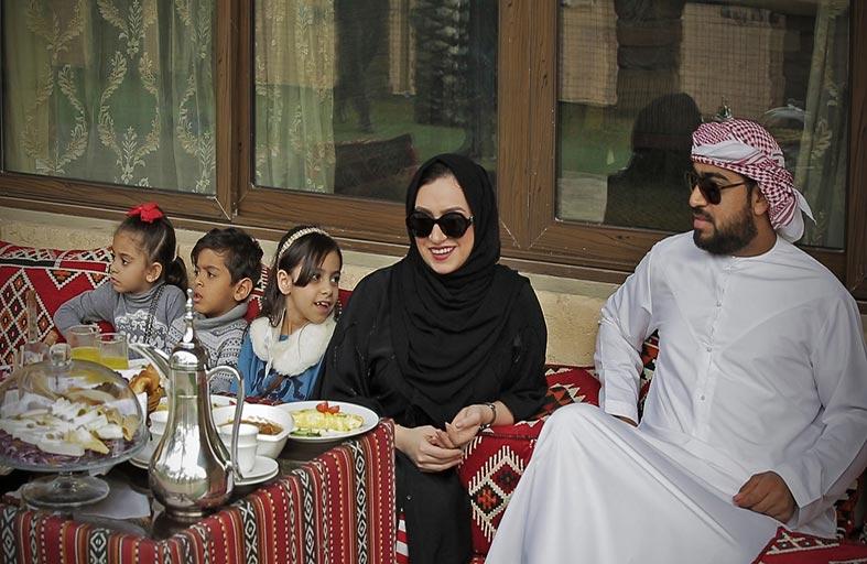 منتجع و حديقة الإمارات للحيوانات يطلق عروضاً خاصة بعيد الفطر
