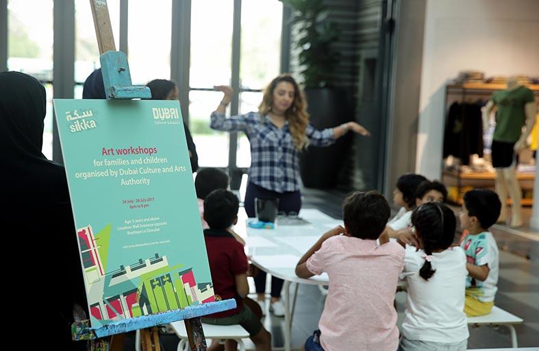 دبي للثقافة تواصل مبادرة