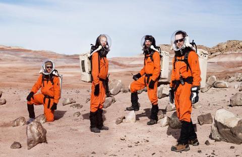 هل بدأت رحلات البشر إلى الفضاء؟