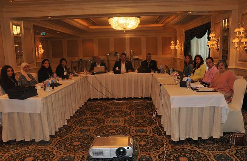 القاهرة تشهد اجتماعا هاما للرئاسة الإقليمية للأولمبياد الخاص الدولي
