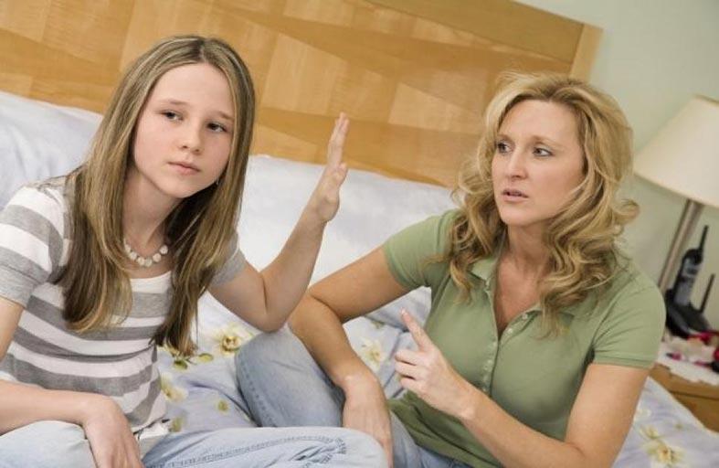 لا تستسلموا بسهولة أمام تمرد اطفالكم