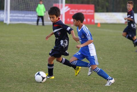 اليوم.. ختام دوري مجلس أبوظبي الرياضي لكرة القدم للناشئين