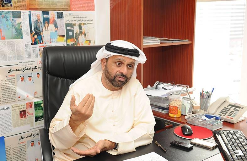 جامعة دبي تمنح 60000 درهم للفائزين بجائزة أحمد مجان للابتكار