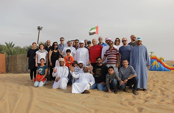 أبوظبي التقني يدشن لجنة السعادة بندوة