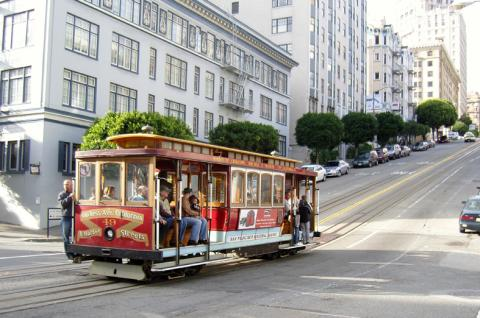 سان فرانسيسكو.. مدينة بديعة وساحرة