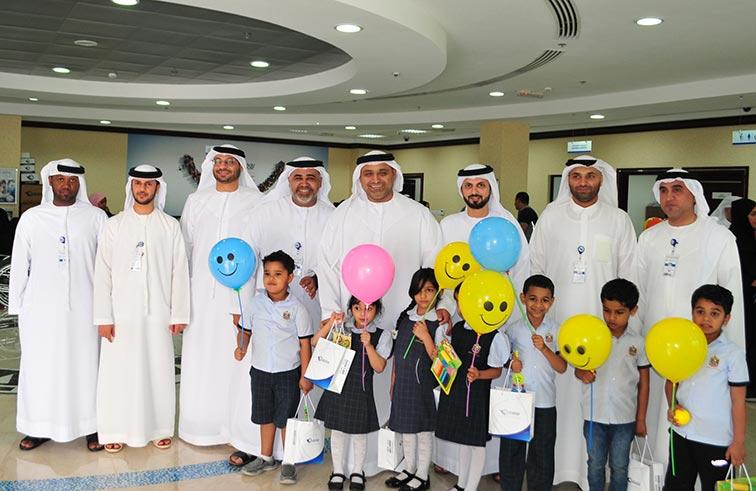 مجموعة بريد الإمارات تطلق «مركز سعادة المتعاملين»