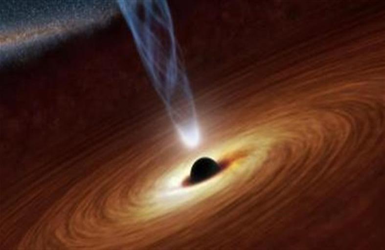 حدث كارثي.. رصد ثقب أسود يلتهم نجما نيوترونيا