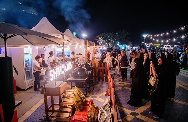 مهرجان أبوظبي للمأكولات ينطلق  اليوم ويستمر حتى 23 ديسمبر الجاري
