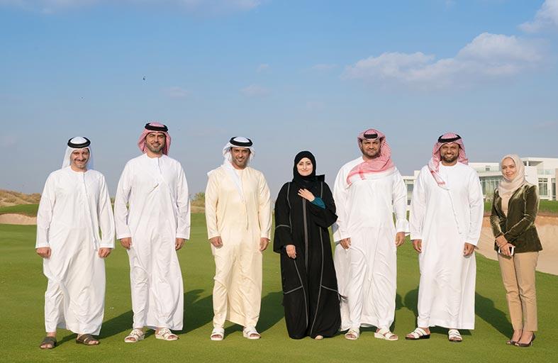 عبدالعزيز النعيمي يترأس اول جلسات مجلس إدارة مدينة عجمان الإعلامية