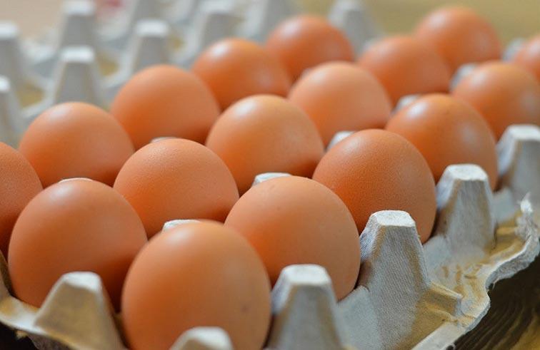 معلومة ستدهشكم عن البيض!