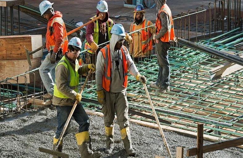 عمال البناء عرضة لالتهاب المفاصل
