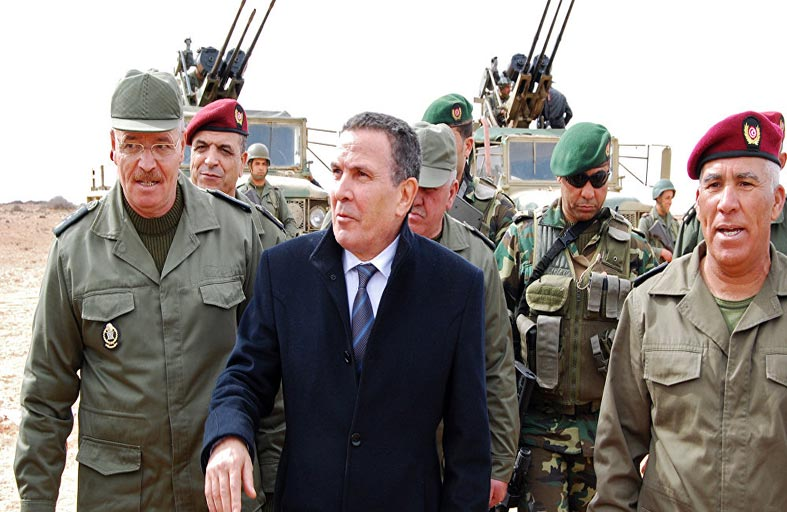 وزير الدفاع يؤكد: القضاء على الإرهاب في تونس في مراحله الأخيرة